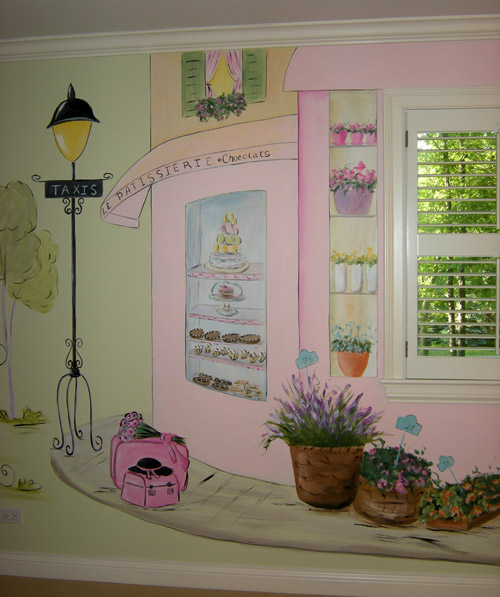Girl's Room - Tres Chic